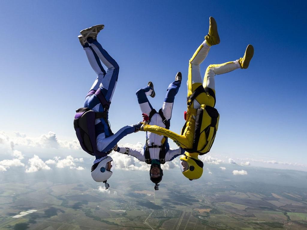 New Zealand extreme sports
