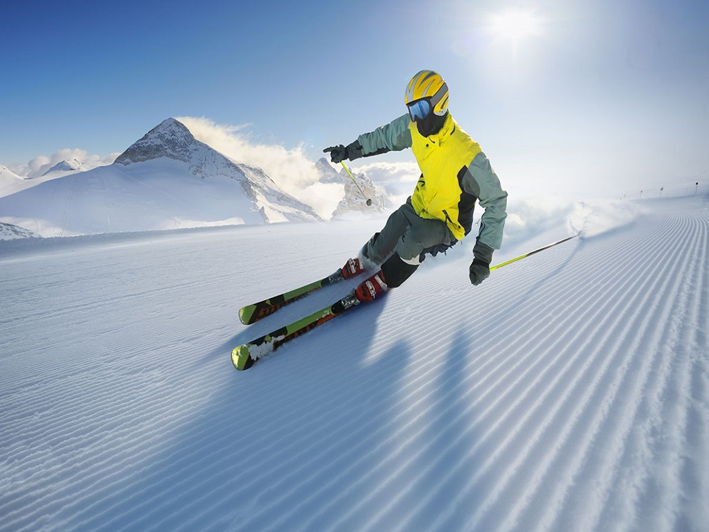 Is New Zealand a good place for winter sports?